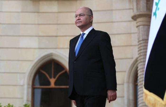 العراق | العراق.. برهم صالح يضع استقالته تحت تصرف البرلمان