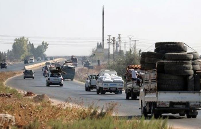 سوريا | جماعة إغاثية: 260 ألفا نزحوا من شمال غربي سوريا