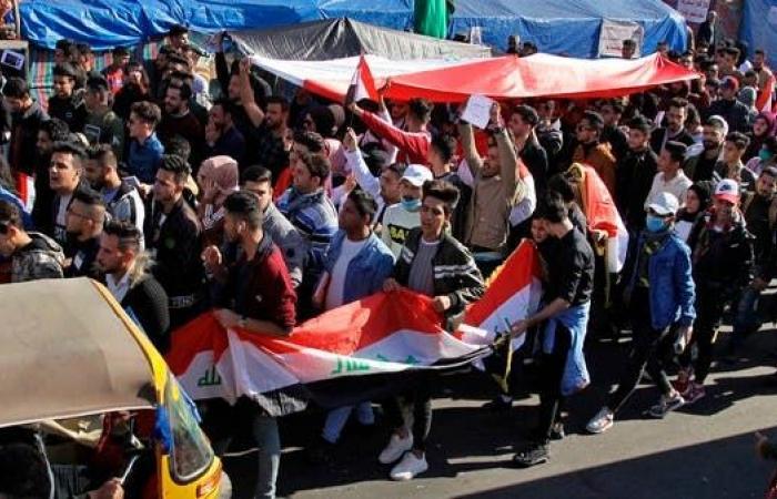 العراق | العراق.. متظاهرون يلوحون بالتصعيد بسبب تكليف العيداني