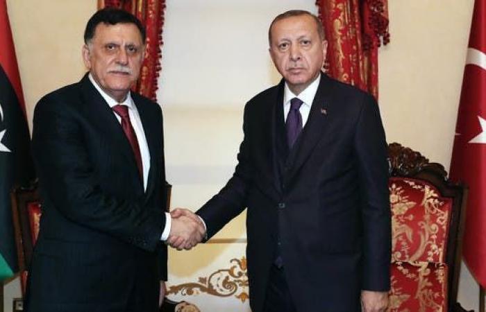 حكومة طرابلس تطلب معونة عسكرية رسميا من تركيا