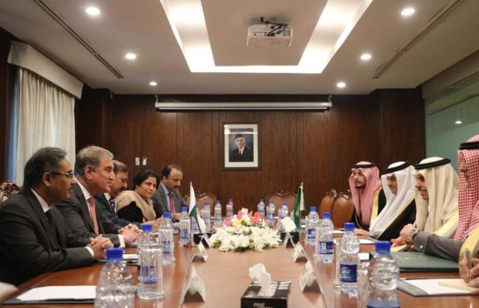 الخليح | وزير الخارجية السعودي: الروابط مع باكستان جعلت علاقتنا نموذجا مميزا
