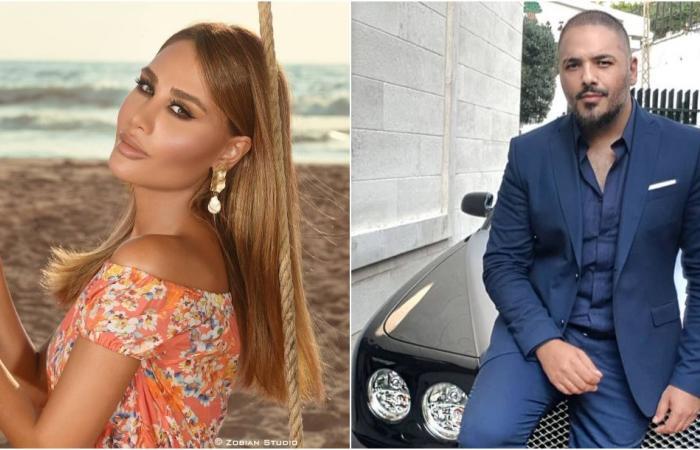رامي عياش وزوجته يحدثان تفاعلا واسعا بين الجمهور.. ما السبب؟