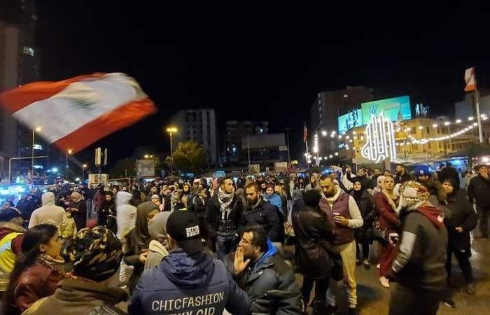 ساحة النور في طرابلس استعادة حراكها