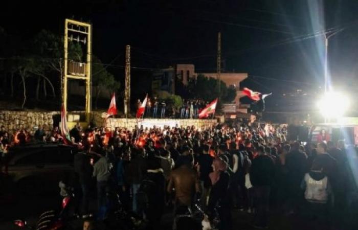 مصادر ثورة راشيا: نحو استقلال جديد سنبقى مستمرين حتى تحقيق مطالبنا