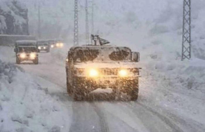 الجيش اللبناني في كلّ مكان وفي كلّ الظروف (صور)