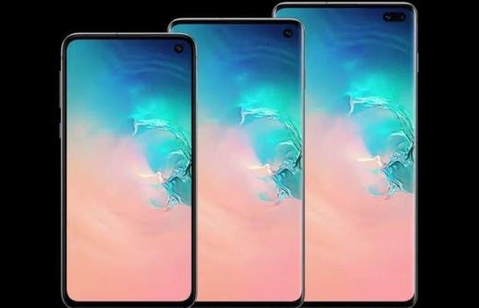 تسريب صورة تكشف الفرق بين أحجام هواتف Galaxy S11