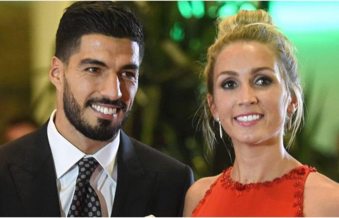 سواريز يحتفل بذكرى زواجه وسط حضور نجوم كرة القدم وزوجاتهم!