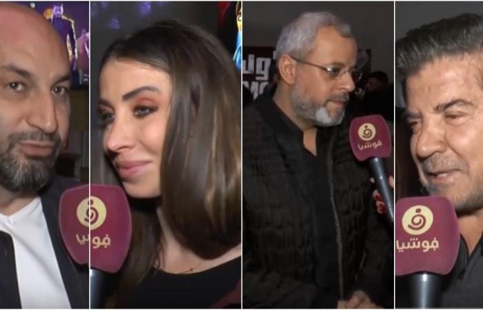 """مشاهير لبنانيون يوجهون الرسائل لسعيد الماروق بعد فيلم """"الفلوس""""!"""