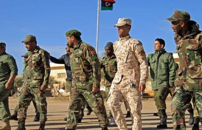 ليبيا.. اشتباكات ليلية بين الجيش وكتائب الزاوية