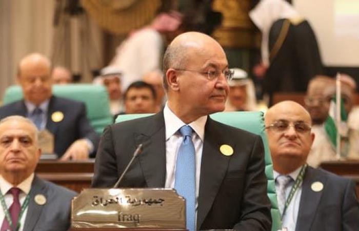 العراق   بارزاني: الرئيس العراقي يتعرض لضغوط كبيرة