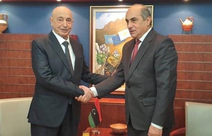 برلمان قبرص يدعم سحب الاعتراف الدولي من حكومة السراج