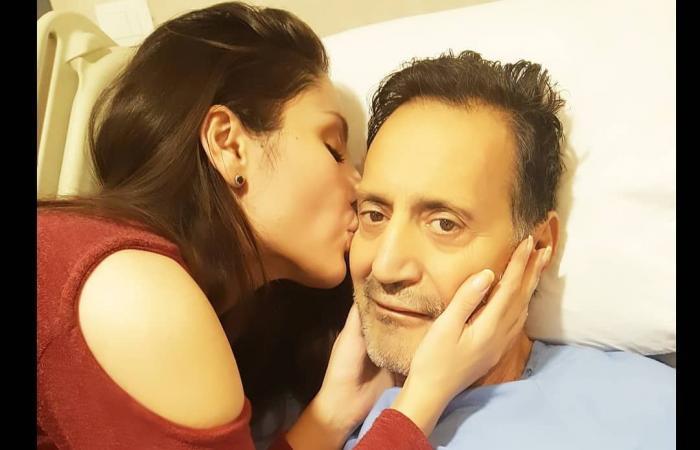 فائق عرقسوسي.. نجم عروس بيروت على سرير الشفاء وابنته تطمئن الجمهور!