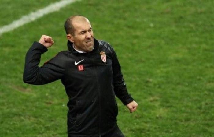 موناكو يقيل مدربه جارديم للمرة الثانية.. ومورينو خلفا له