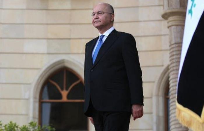 العراق | برهم صالح يطالب بحماية البعثات والقوات الدولية بالعراق
