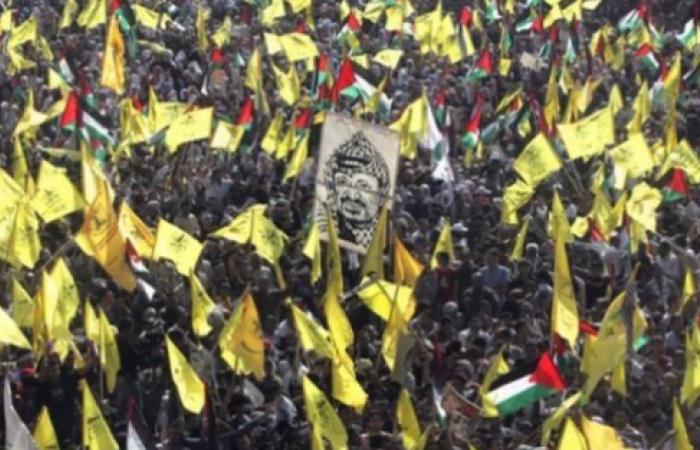فلسطين   في ظل أجواء مشحونة و ساخنة.. فتح تحتفل بذكرى تأسيها