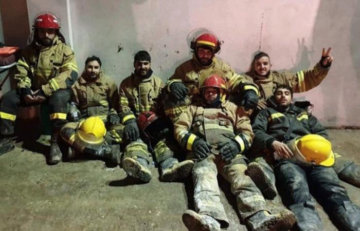 """بعد 24 ساعة من العمل.. إطفاء حريق معمل الـ""""رينغو"""" بصيدا (صور)"""