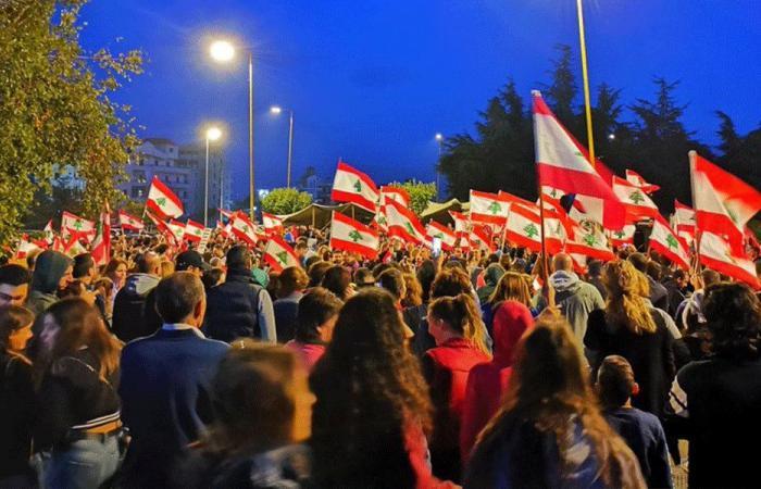 ثوار زحلة والبقاع: إضراب عام وشامل الخميس وعصيان مدني