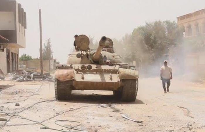 قبائل مصراتة وأعيان ترهونة: ندعم الجيش الوطني الليبي