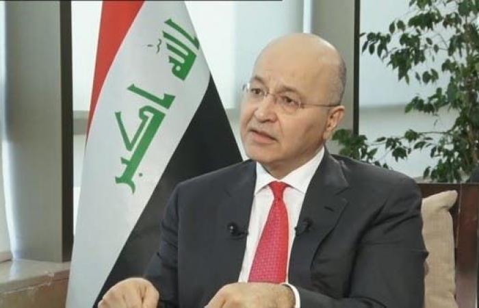 العراق   رئيس العراق: احترام سيادتنا أمر حاسم لاستقرار المنطقة