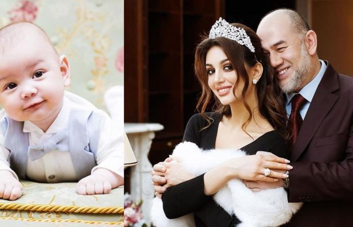ملكة جمال روسيا تحاول استفزاز طليقها ملك ماليزيا السابق بهذا الفيديو!
