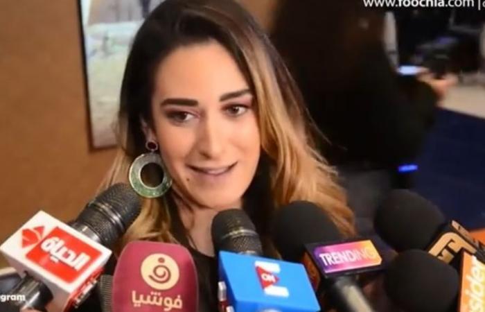 أمينة خليل: محمد إمام صديق قديم.. وأتمنى العمل مع والده!