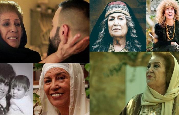 منى واصف محرومة من ابنها عمار..وتعيش الوحدة على طريقتها!
