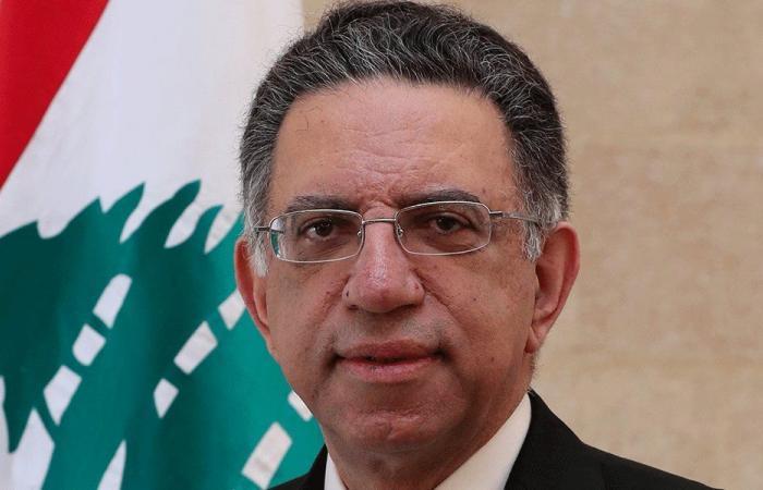 وزير البيئة التقى رئيس الجامعة اللبنانية الأميركية