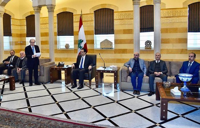 الخليل: دياب وعد بدعم مزارعي الزيتون في حاصبيا ومرجعيون