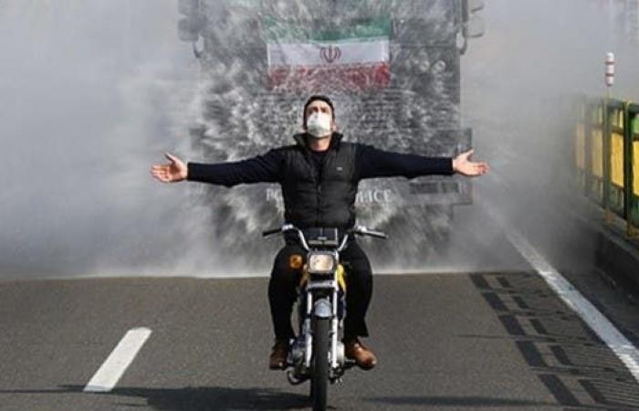"إيران | رسميا.. الحرس الثوري يتبنى ""قمع كورونا"" في إيران"