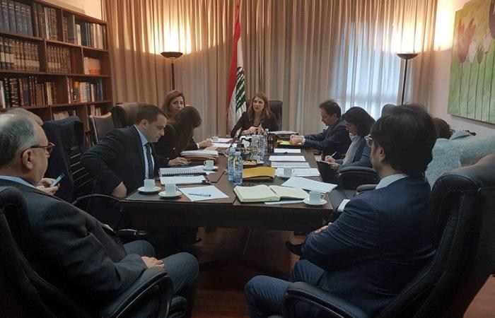 الاجتماع الأول للجنة مكافحة الفساد لدى وزارة العدل