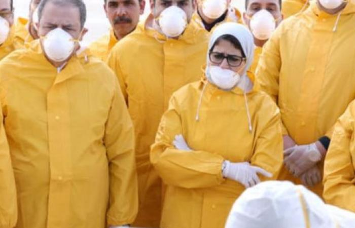 مصر   مصر تكشف تفاصيل جديدة عن الأجنبي الثاني المصاب بكورونا