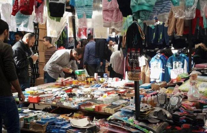 إقفال الأسواق الشعبية ضمن محافظة البقاع للوقاية من كورونا