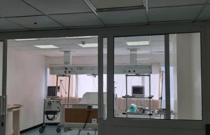 جولة للإعلاميين في قسم مستحدث من مستشفى رفيق الحريري