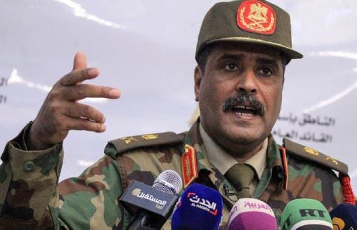"""الجيش الليبي: """"الوفاق"""" تجنّد السجناء للقتال في صفوفها"""
