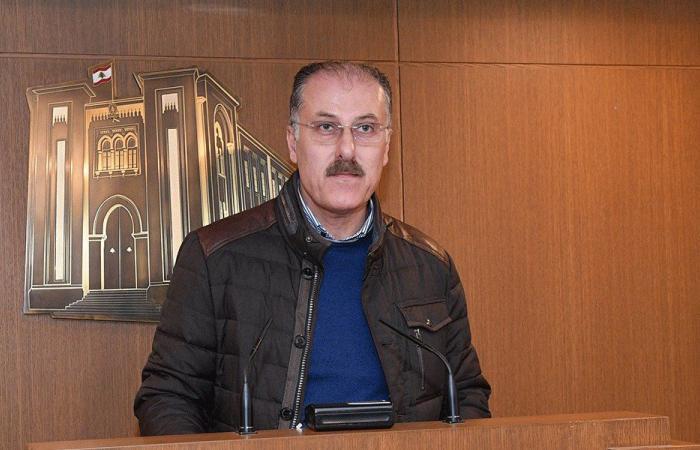 عبدالله: ننتظر مساعي عون تجاه المستشفيات بزمن الكورونا