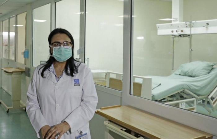 عراجي: فحص الكورونا في مستشفى الحريري مجاني