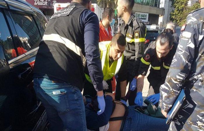 إصابة مواطن بطلق ناري في الجديدة (صور)