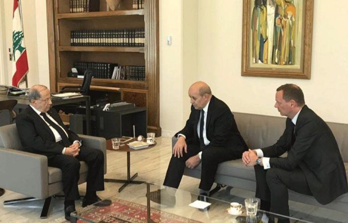 «جواب عام» من إيران لفرنسا رداً على اتصالات لمساعدة لبنان