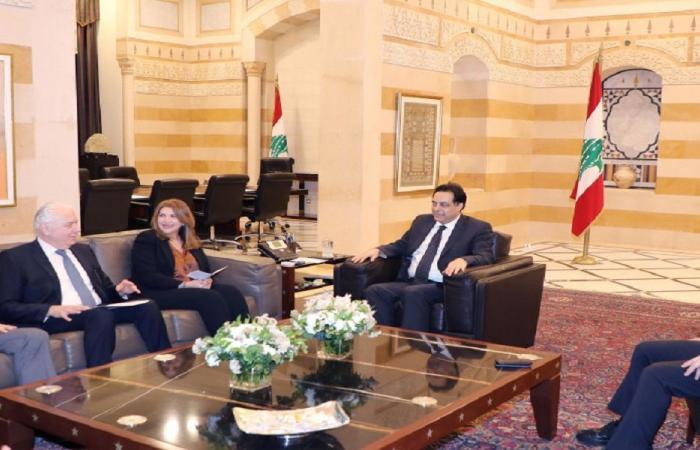 حسان دياب وماري كلود نجم أمام الامتحان التاريخي
