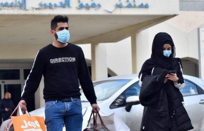 42 حالة كورونا في لبنان؟