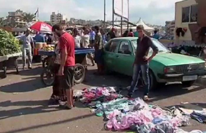 نهرا طلب اقفال سوق الاحد في طرابلس
