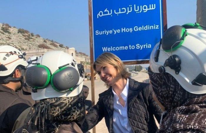 سوريا | وفد أمريكي رفيع المستوى يزور إدلب (فيديو)