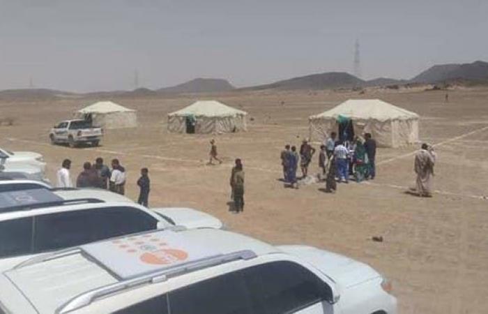 اليمن | الأمم المتحدة: نزوح آلاف الأسر اليمنية من الجوف