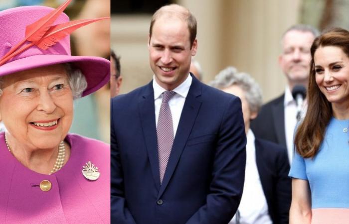 العائلة المالكة وكورونا.. الملكة ترتدي قفازات وكيت وويليام لا يكترثان!