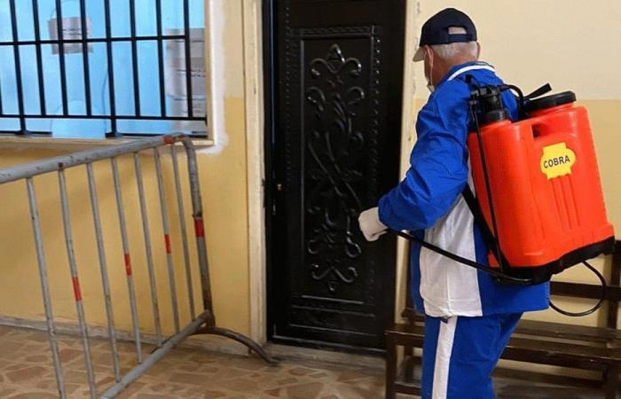 بلدية بعلبك عقمت مباني ومكاتب المؤسسات العامة