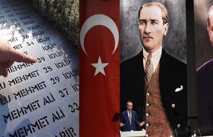 سوريا | أردوغان: أتاتورك كان يقول عن إدلب إنها جزء من الوطن التركي.. من لا يعرف ما فعله الأدالبة من أجل تركيا جاهل (فيديو)