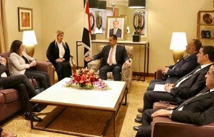اليمن | رئيس حكومة اليمن: لن يستقيم السلام ما لم تقطع يد إيران