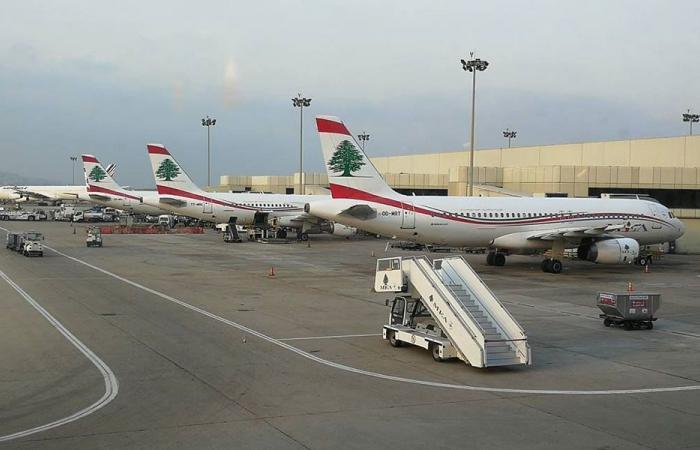 وصول طائرة من روما: لا عوارض مرضية على ركابها