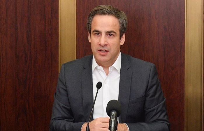 معوض: قرار القاضي إبراهيم يُدخل لبنان في نفق شديد الخطورة