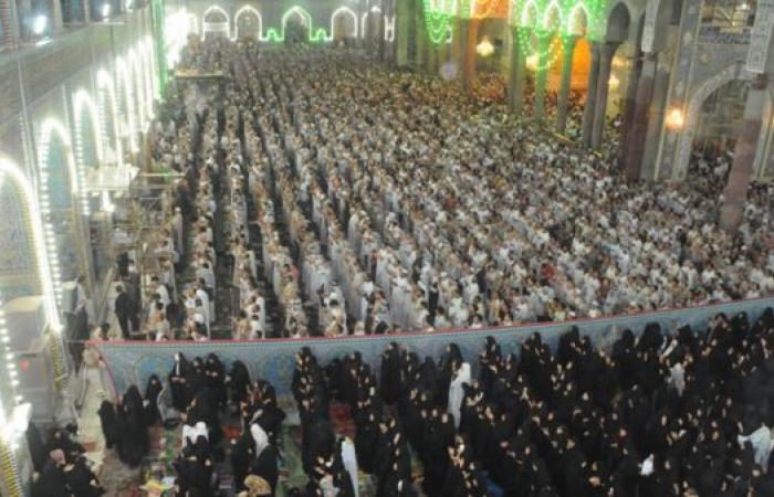 العراق   العراق يلغي إقامة صلاة الجمعة في مدينة كربلاء
